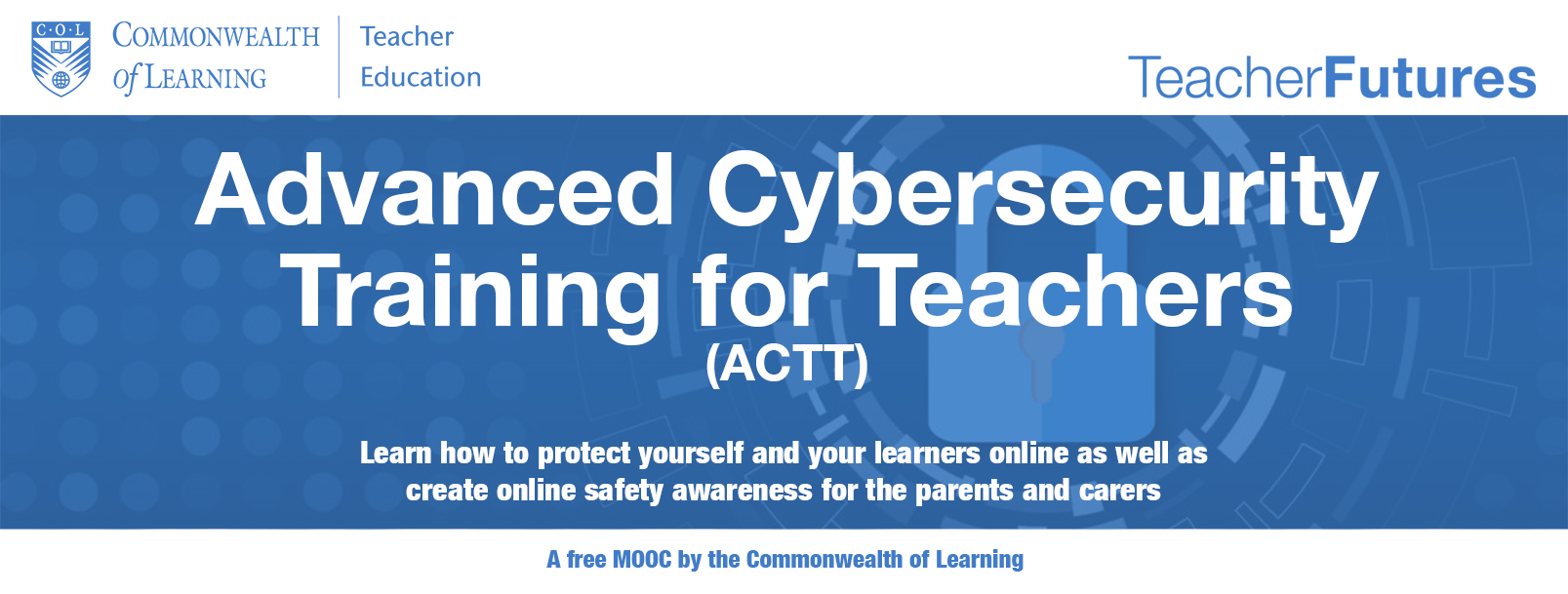 Course Image Advanced Cybersecurity Training for Teachers